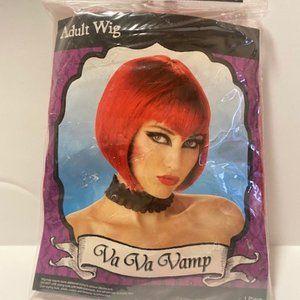 Va-Va Voom Adult Wig/Halloween/Cosplay
